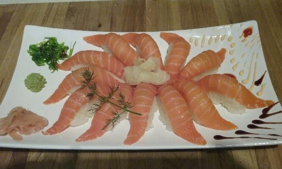 Solna, Sverige: Sushi Paradis