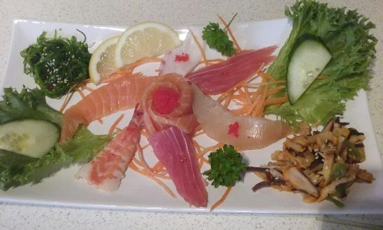 Solna, Swedia: Sushi Paradis