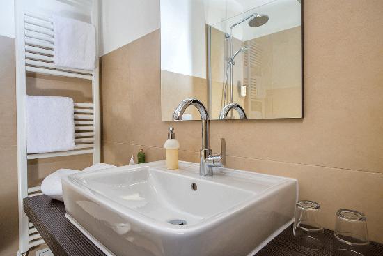 Best Western Hotel Braunschweig Seminarius: Bathroom