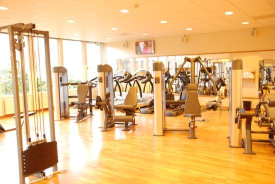 Falun, Sverige: Gym