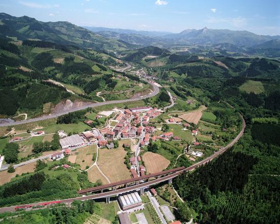 Страна Басков, Испания: Ormaiztegi