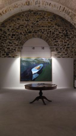 Cyclades Art gallery