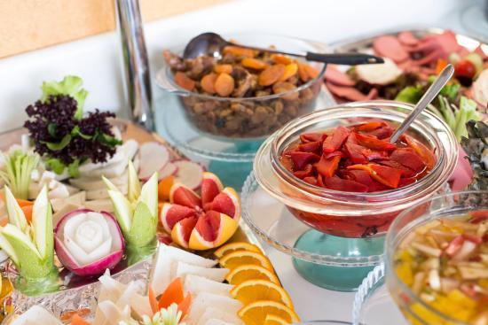 Sidonya Hotel : Kahvaltı