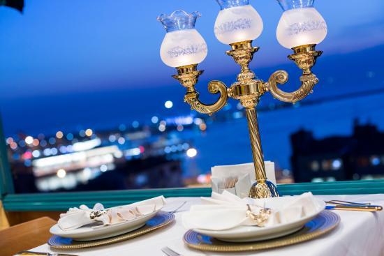 Sidonya Hotel : Restorant  Akşam