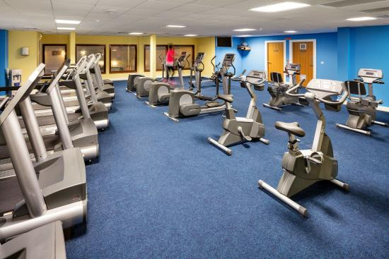 Bunclody, İrlanda: Gym