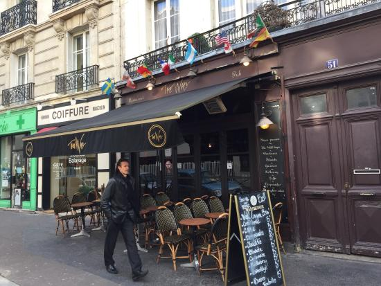 The Wall, Paris - Quartier Latin - Restaurant Avis, Numéro de ...