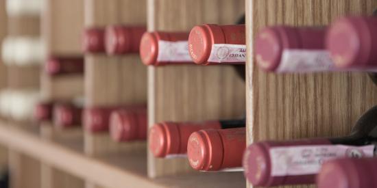 Poppi, Itália: Ampia scelta di vini