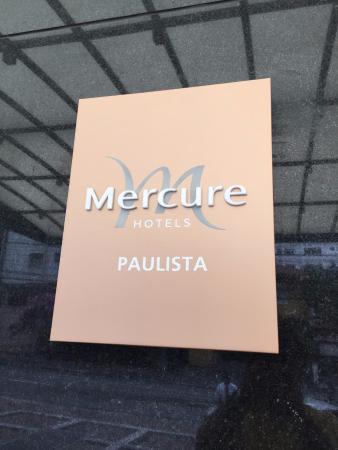 Bilde fra Mercure Sao Paulo Paulista