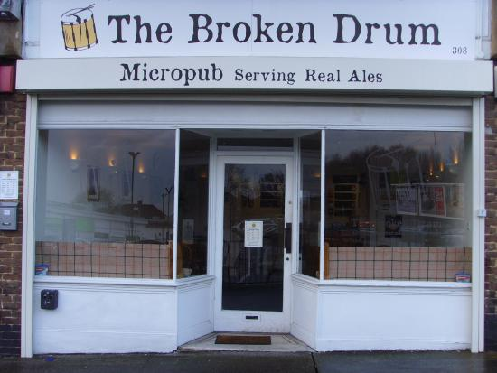 ‪The Broken Drum‬