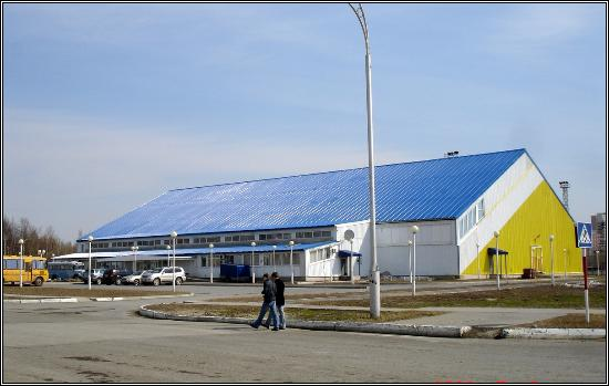 Indoor Hockey Court