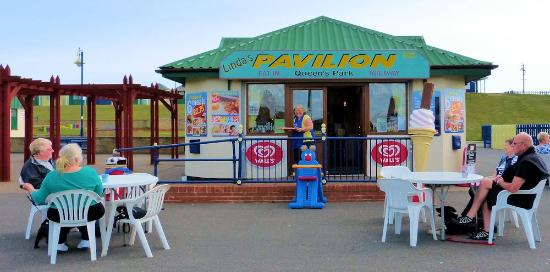 Mablethorpe, UK: Lindas Cafe Queens Park