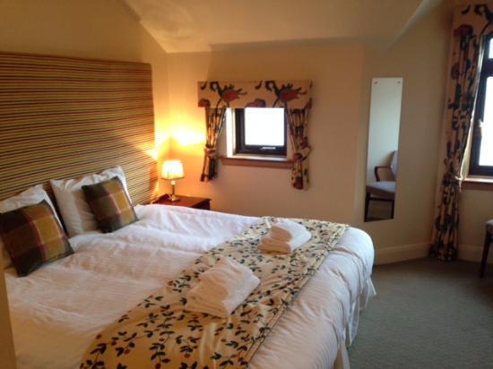 Crusoe Hotel: Room