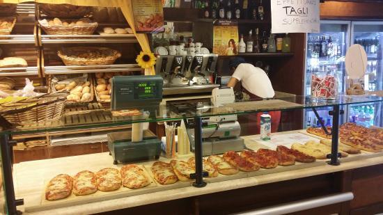 Lido del Sole, Italia: caffetteria