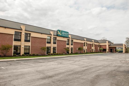 กรีนฟิลด์, อินเดียน่า: Quality Inn & Suites Greenfield