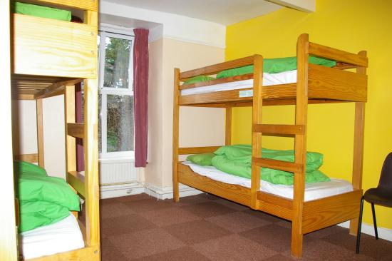 Rhyd Ddu, UK: 4-bed room