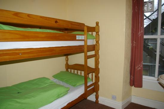 Rhyd Ddu, UK: 2-bed bunk room