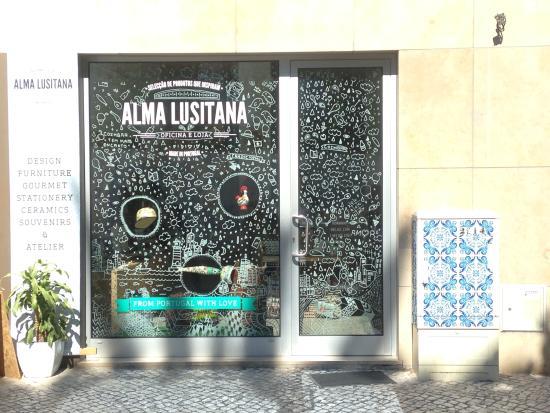 Alma Lusitana