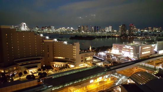 Window View - Grand Nikko Tokyo Daiba Photo