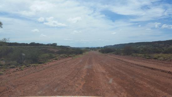 Northern Territory, Australien: Mitten im Outback