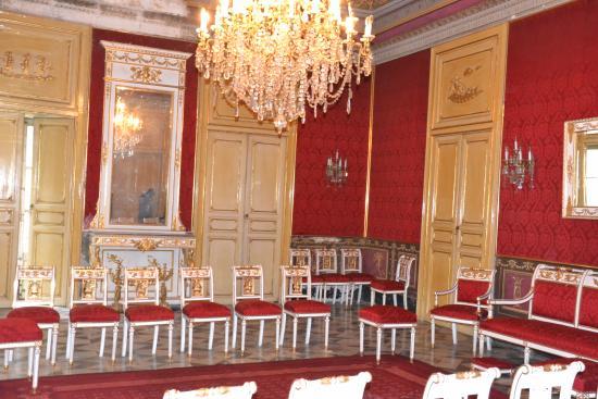 Petralia Soprana, Olaszország: lo splendido salone delle feste