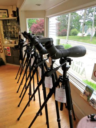 Madison, CT: Telescopes and tripods are a specialty. We also carry gently used models. Please inquire.
