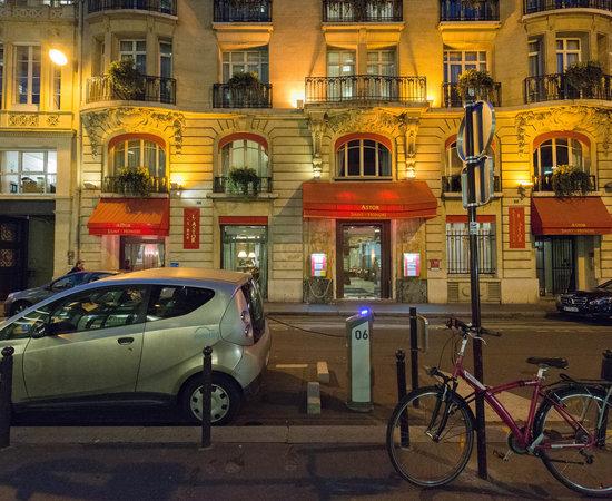 Restaurant Rue D Astorg
