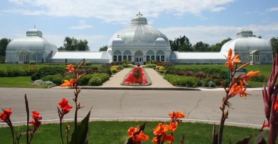 ‪Buffalo and Erie County Botanical Gardens‬