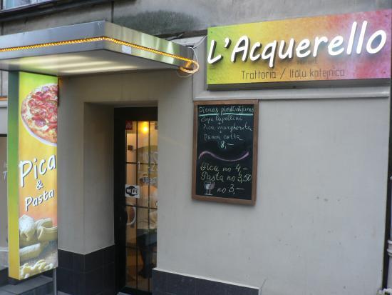 L'Acquerello, Рига - 19 фото ресторана - TripAdvisor: https://www.tripadvisor.ru/Restaurant_Review-g274967-d8814181-Reviews-L_Acquerello-Riga_Riga_Region.html