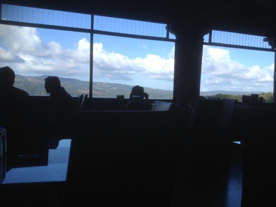 Tilaran, Κόστα Ρίκα: View out the windows