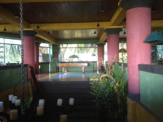 Tilaran, Κόστα Ρίκα: Restaurant view