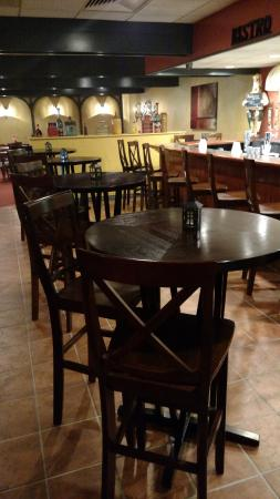 The Bistro  Bar - Ramada Ligonier