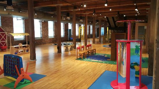 Rocky Mount Children's Museum and Science Center
