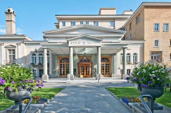 Photo of Kulm Hotel St. Moritz St. Moritz