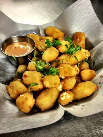 Muscle Shoals, AL: Cheese Curds
