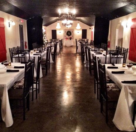 Muscle Shoals, AL: Dining Room