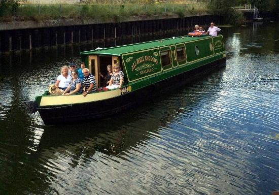 Spalding, UK: Narrowboat Day Hire