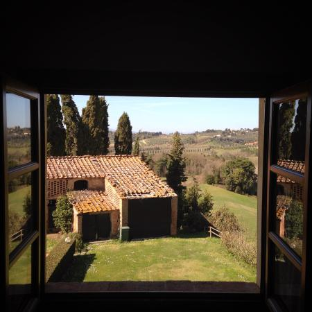 I Moricci: Wonderful view