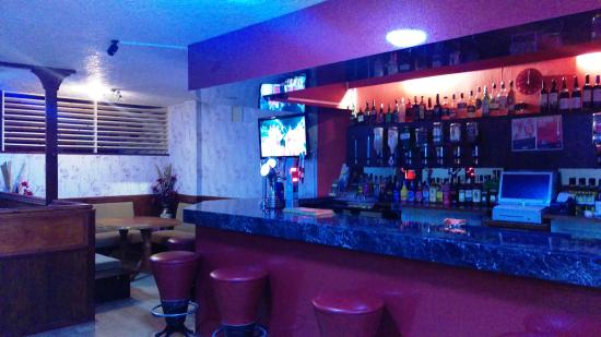 Meldrum Arms Hotel Bar