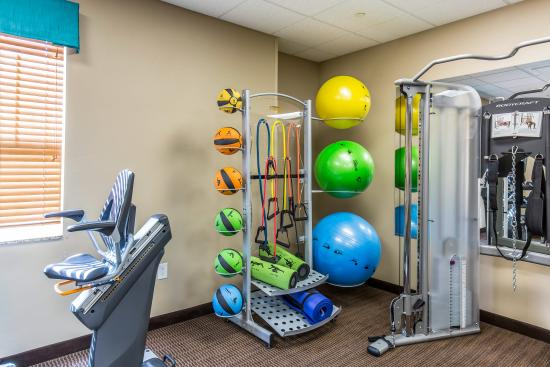 Sidney, MT: Guest Fitness Center