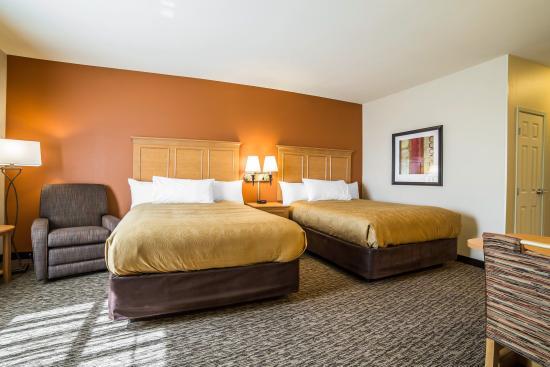 Sidney, MT: Double Queen Suite