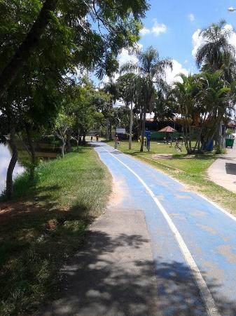 Aracoiaba Da Serra, SP: Ciclovia