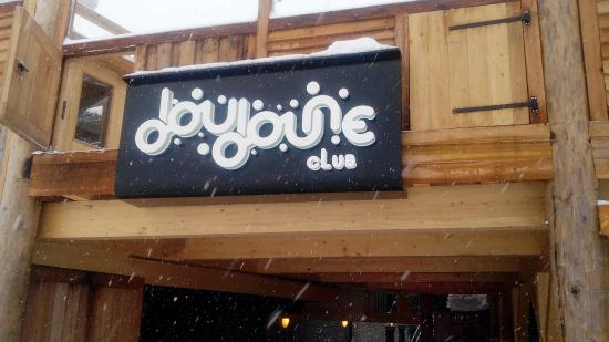 Doudoune Club