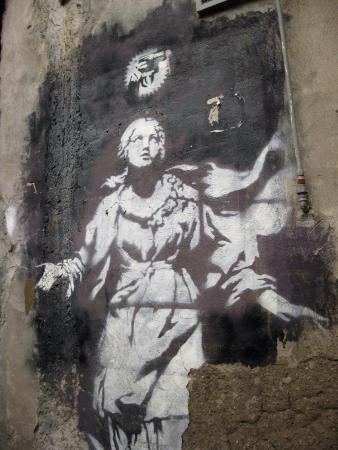 Risultati immagini per madonna con la pistola