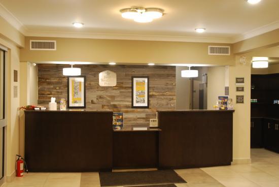 Fort Saskatchewan, كندا: lobby