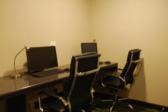 Fort Saskatchewan, Canadá: business centre