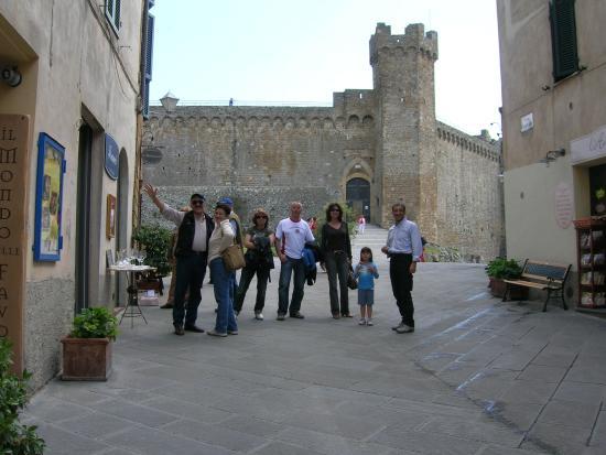 Montalcino Bild