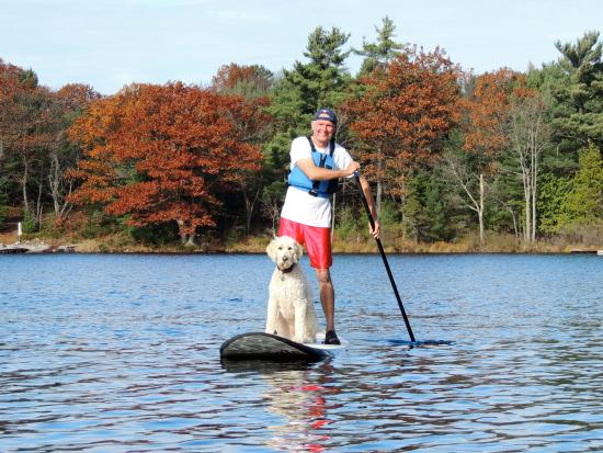 White Squall Paddling Centre: Buy, rent or test paddle (free) one of our SUPs