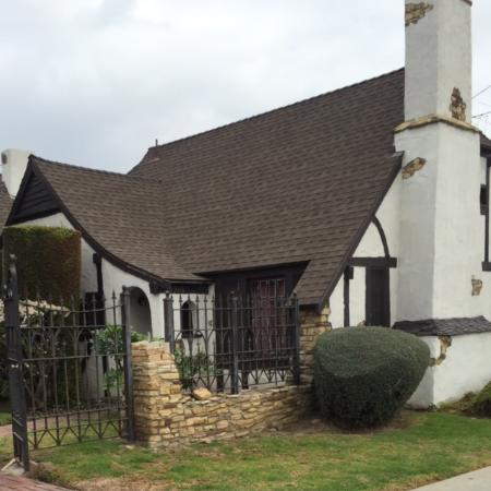 Glitterati Tours: Snow White Cottages In Los Angeles Near The Original Walt  Disney Studios.
