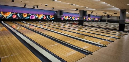 Sartell, MN: Great River Bowl - 24 Lanes with clean, modern and state of the art equipment