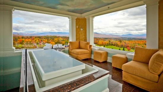 Whitefield, NH: Tower Spa